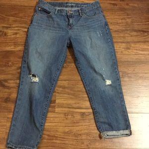 Calvin Klein Ankle Length Jeans
